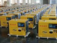 Portable 3KW Silent Diesel Generator With AVR Self-Excited Constant